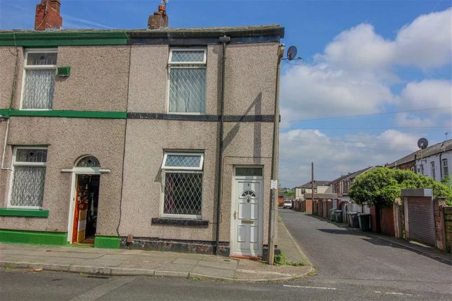 Thumbnail End terrace house to rent in Albert Street, Bury, Greater Manchester