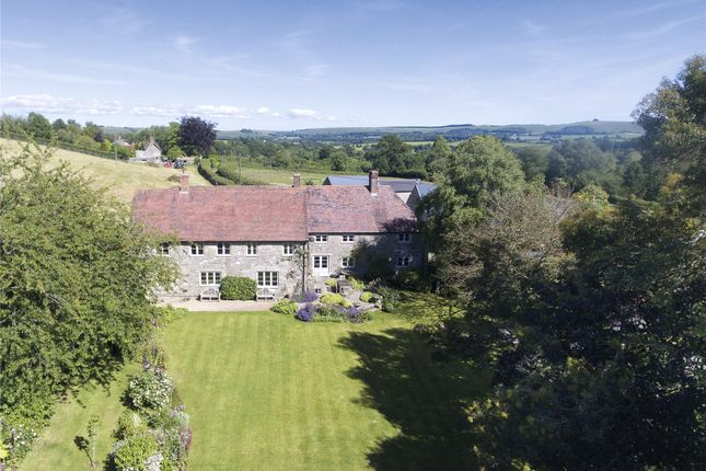 Thumbnail Detached house for sale in Lower Wincombe Lane, Donhead St. Mary, Shaftesbury, Dorset