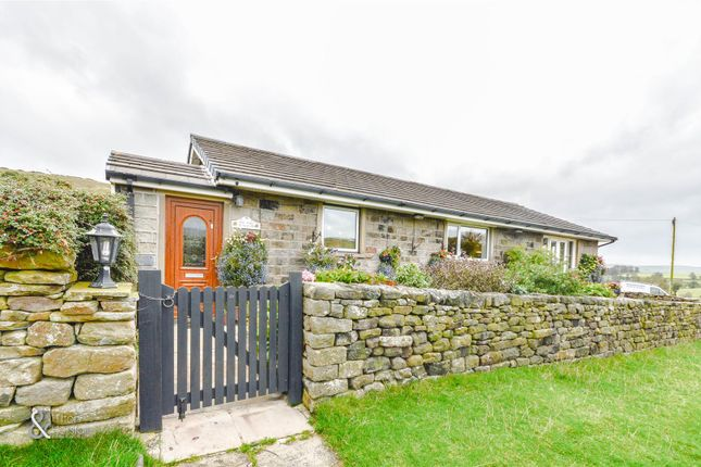 Thumbnail Detached bungalow for sale in Hollin Hall, Trawden, Colne