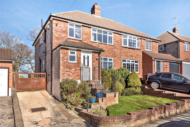 Semi-detached house for sale in Newstead Avenue, Orpington