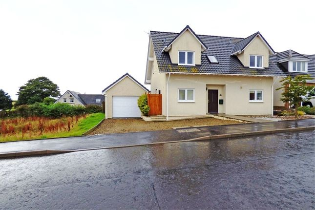 4 bed detached house for sale in St Maura Gardens, Millport, Isle Of Cumbrae, North Ayrshire