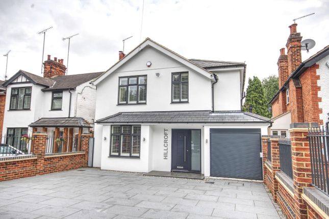 Thumbnail Detached house for sale in Alexander Lane, Hutton, Brentwood