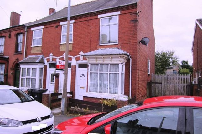 Thumbnail End terrace house to rent in Vicarage Road, Halesowen