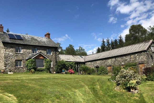 Thumbnail Cottage for sale in Abbeycwmhir, Llandrindod Wells