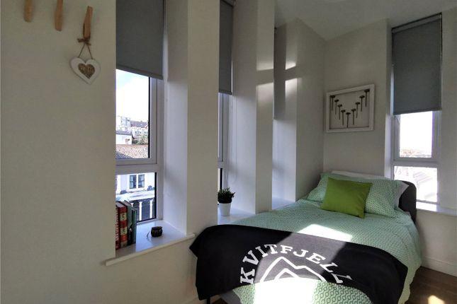 Tower Bedroom of Windsor Lofts, Windsor Road, Barry, South Glamorgan CF62