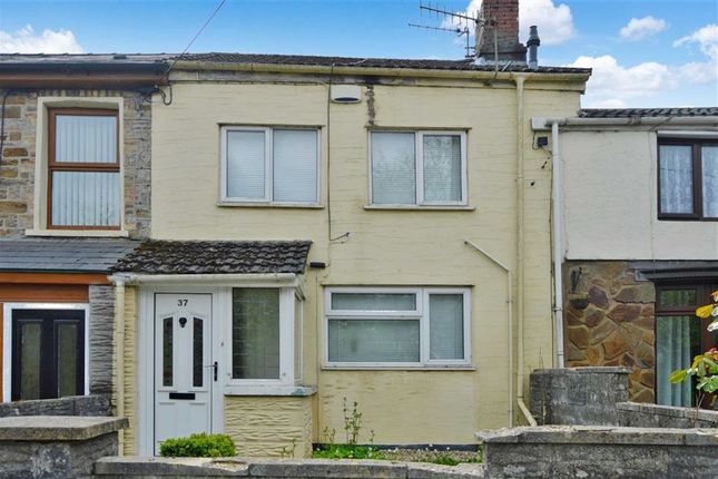 Thumbnail Terraced house to rent in Swansea Road, Merthyr Tydfil