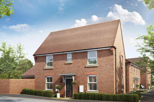 """Thumbnail Detached house for sale in """"Hadley"""" at Stonnyland Drive, Lichfield"""