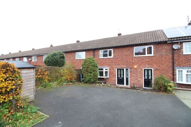 Thumbnail Terraced house for sale in Ludlow Close, Macclesfield
