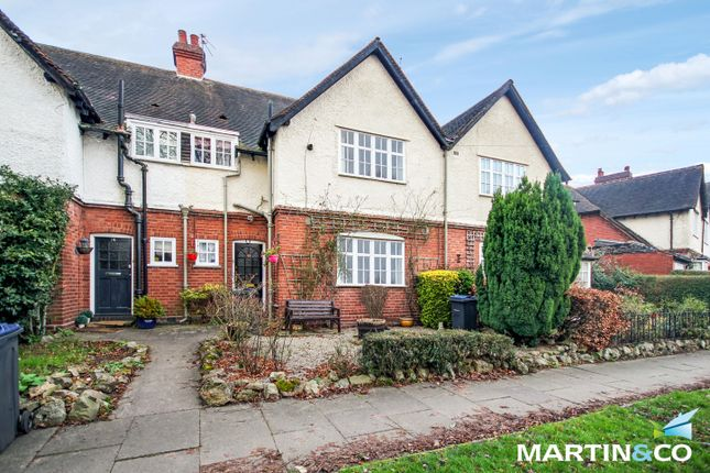 Thumbnail Terraced house for sale in High Brow, Harborne