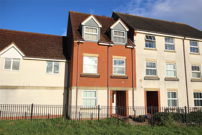 Thumbnail Town house for sale in Champs Sur Marne, Bradley Stoke, Bristol