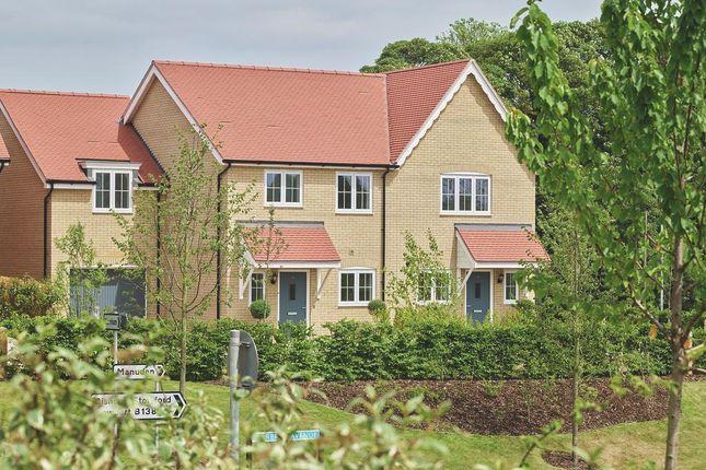 Thumbnail Semi-detached house for sale in Barker Close, Bishop'S Stortford, Hertfordshire