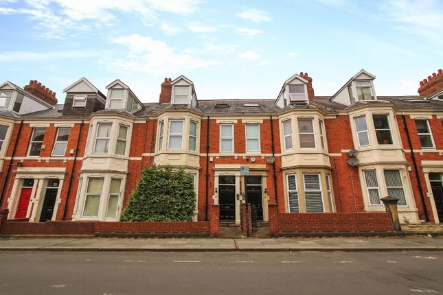 3 bed maisonette for sale in St. Georges Terrace, Jesmond, Newcastle Upon Tyne NE2