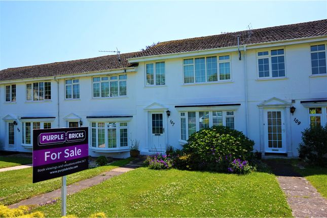 Thumbnail Terraced house for sale in Cotmaton Road, Sidmouth