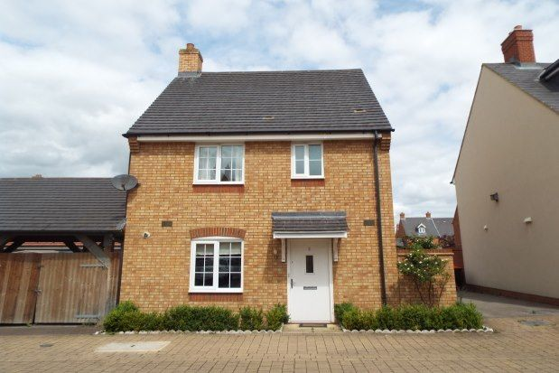 Thumbnail Property to rent in Wixams, Bedford