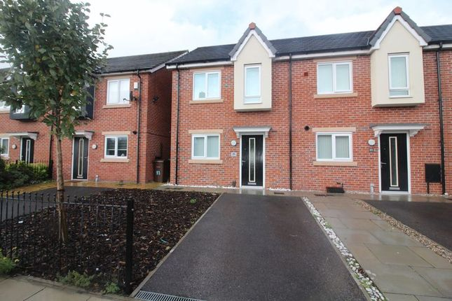 Thumbnail Terraced house to rent in Queens Road, Bootle