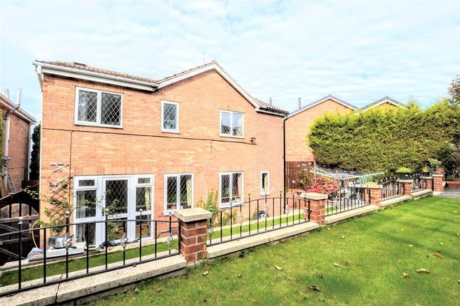 Thumbnail Detached house for sale in Ravenshaw Close, Barnsley