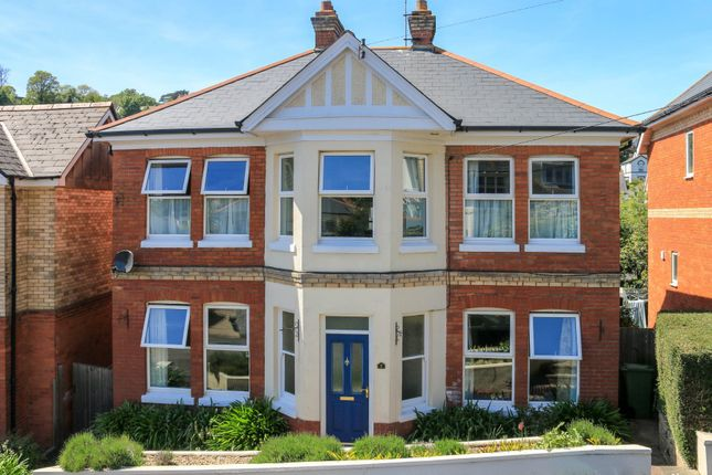 Thumbnail Detached house for sale in Haldon Avenue, Teignmouth