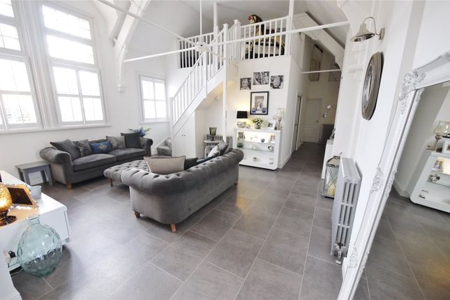Thumbnail Flat for sale in Elmbridge Hall, Fyfield, Ongar, Essex
