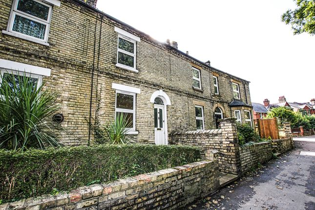 Thumbnail Terraced house for sale in Burwell Road, Exning