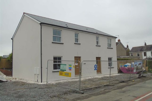 Thumbnail Semi-detached house for sale in Mill Terrace, Ammanford, Ammanford, Carmarthenshire