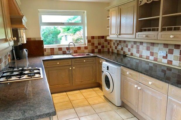 Thumbnail Detached house to rent in Abingdon Road, West Bridgford, Nottingham