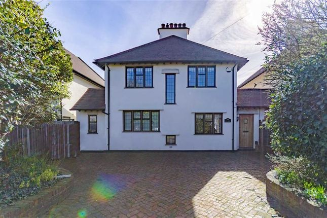 Thumbnail Detached house for sale in Palmerston Road, Buckhurst Hill, Essex