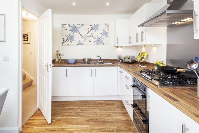 """Thumbnail Terraced house for sale in """"Borthwick"""" at Baileyfield Road, Edinburgh"""
