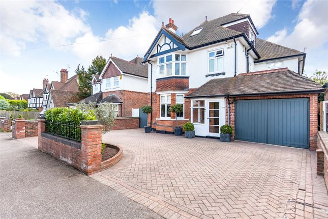 Thumbnail Detached house for sale in Belmont Road, Bushey, Hertfordshire