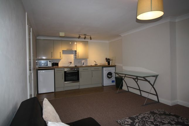 Thumbnail Flat to rent in St. Davids Hill, Exeter