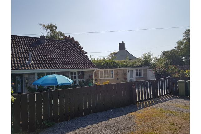 Thumbnail Detached bungalow for sale in Lower Godney, Wells