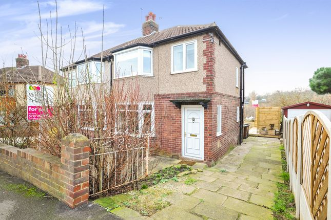Thumbnail Semi-detached house for sale in Hawthorn Grove, Rodley, Leeds