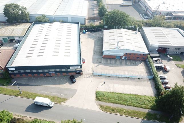 Thumbnail Light industrial for sale in Hawkes Drive, Warwick