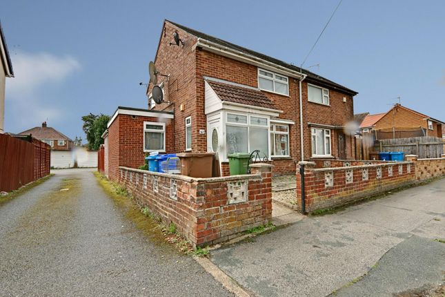 Thumbnail Semi-detached house for sale in Grimston Road, Anlaby, Hull, East Riding Of Yorkshire