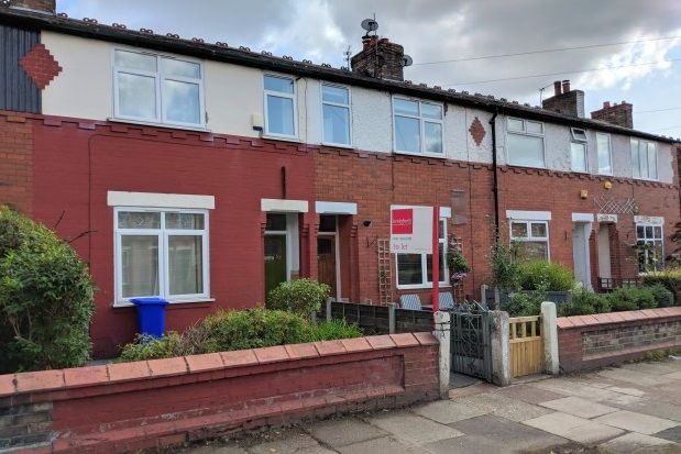 Thumbnail Terraced house to rent in Henwood Road, Withington