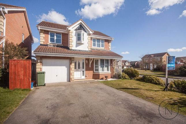 Thumbnail Detached house for sale in Rossetti Way, Billingham