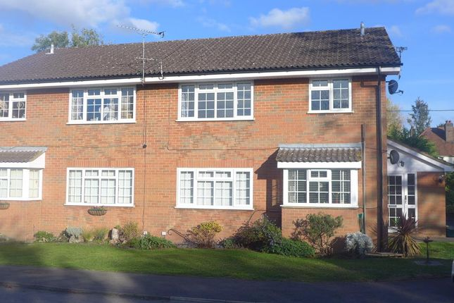 Thumbnail Flat to rent in Firs Court, Summerleys Road