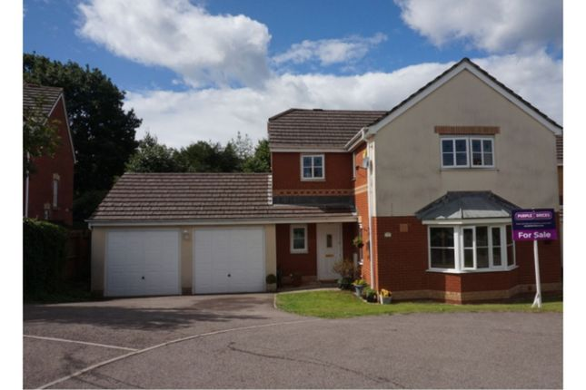 Thumbnail Detached house for sale in Heather Court, Treharris