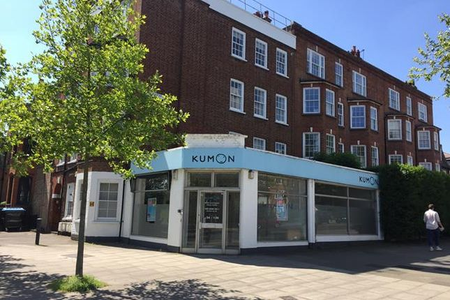 Thumbnail Retail premises to let in 134 - 136 Peckham Rye, East Dulwich, London