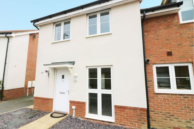 Thumbnail Terraced house to rent in Colemans Close, Kingsnorth, Ashford