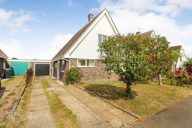 Thumbnail Property for sale in Waveney Heights, Brockdish, Diss