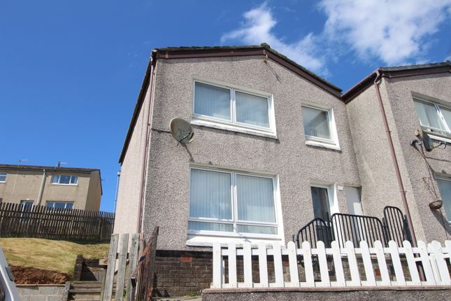 Thumbnail Terraced house for sale in Minnoch Crescent, Maybole, Ayrshire