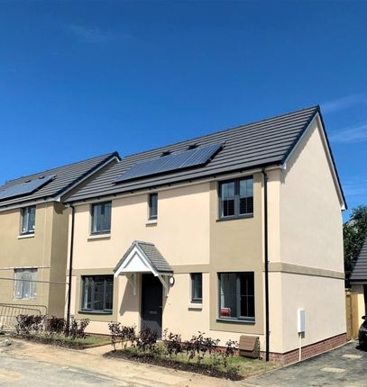 Thumbnail Detached house for sale in Cornwood Chase, Ivybridge, Devon