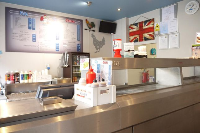 Restaurant/cafe for sale in Fish & Chips HD9, Honley, West Yorkshire