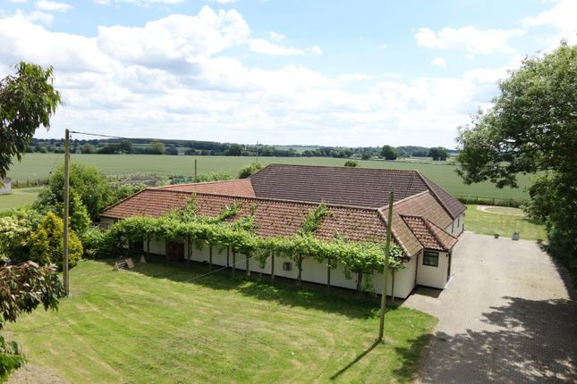 Thumbnail Barn conversion for sale in New Common Road, Market Weston, Diss