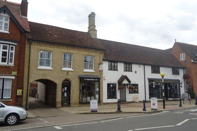 Thumbnail Retail premises for sale in 17, 17A, 19, 19A, 21 And 21A, High Street, Shefford, Bedfordshire