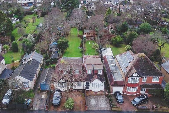 Thumbnail Semi-detached house for sale in Marshall Road, Rainham, Gillingham