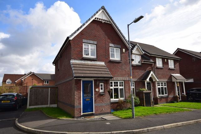 Thumbnail Mews house for sale in Ingleby Close, Westhoughton