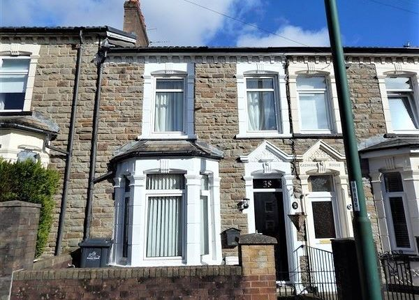 Alexandra Road, Six Bells, Abertillery NP13