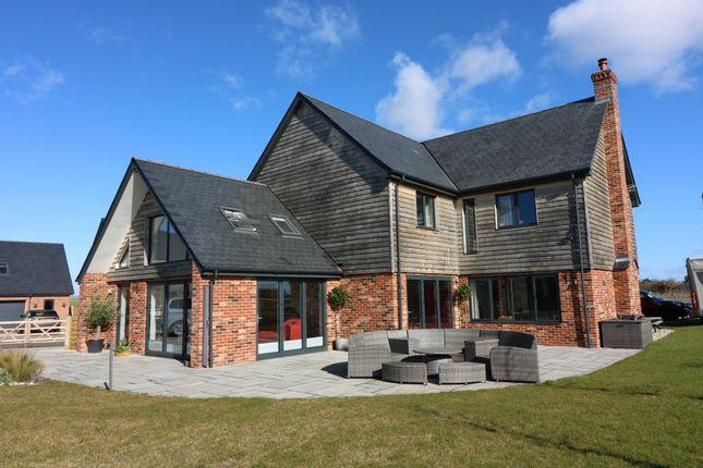 Thumbnail Detached house to rent in Kiln Drive, Woodnesborough, Sandwich