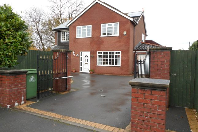 Thumbnail Detached house to rent in Astley Lane, Hadnall